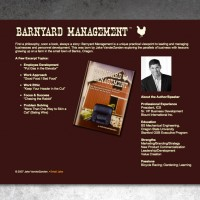 BarnyardManagement.com - Splash Page