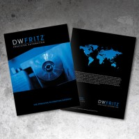 DWFritz Automation - Brochure Design