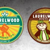 Laurelwood Brewing Co. - Coasters