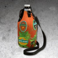 Laurelwood Brewing Company - Growler Cozy