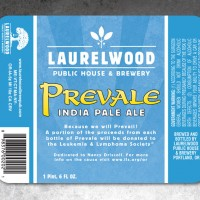 Laurelwood Brewing Co. - Prevale Label