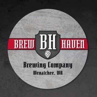 Brew Haven Brewery - Coaster Design